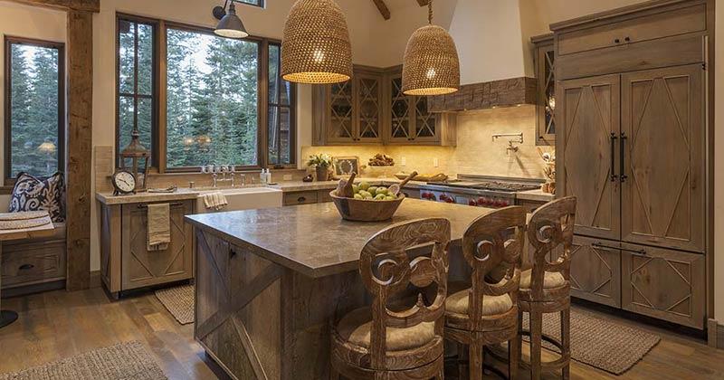 photo of kitchen